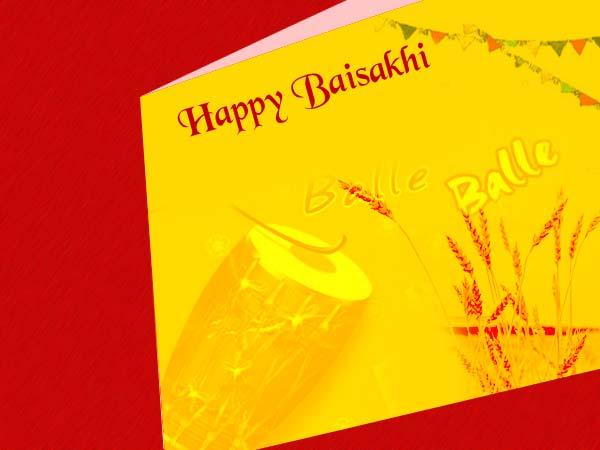 Happy Baisakhi!